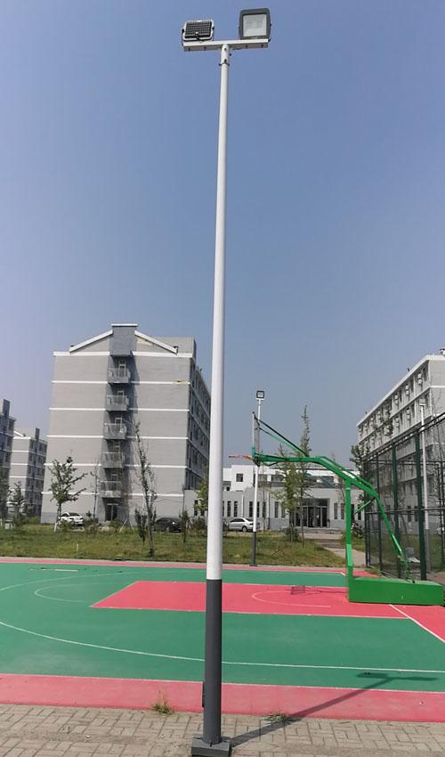 灵寿医学院篮球场